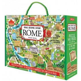 Voyage, Découvre, Explore. Rome