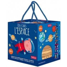 Éco-Cubes. L'espace