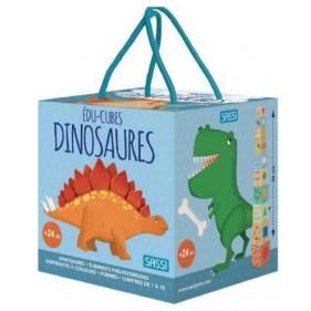 Édu-Cubes. Les dinosaures
