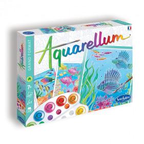 "AQUARELLUM ""Fonds Coralliens"" 2012"