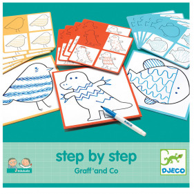 EDULUDO - Step by step - Graff' and Co