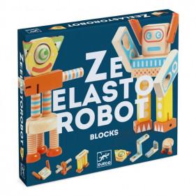 Jeu de  construction - Ze Elastorobot