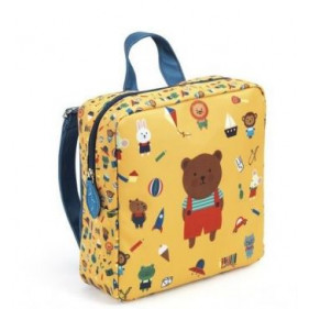 SAC A DOS - Sac maternelle ours