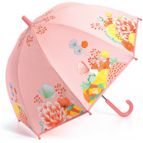 PARAPLUIE - Parapluie jardin fleuri