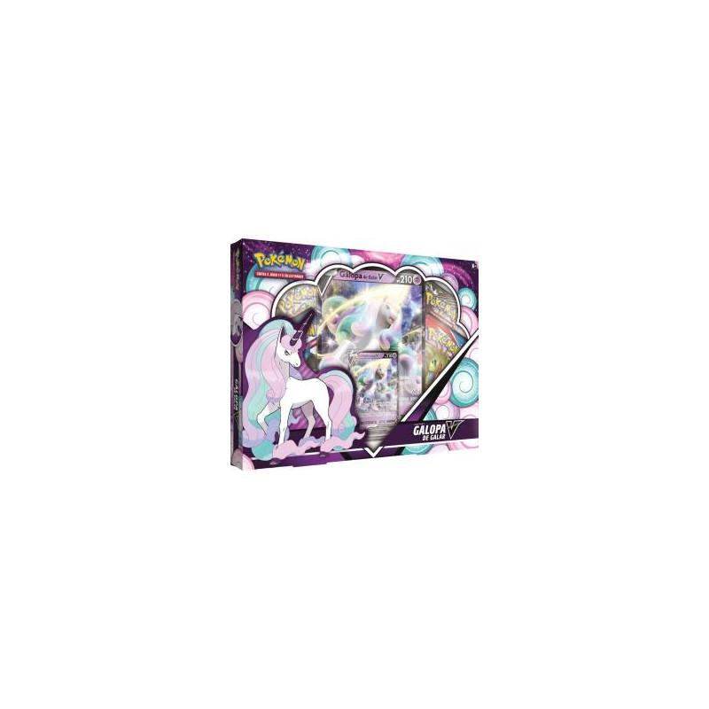 Coffret Pokémon V 4 Boosters