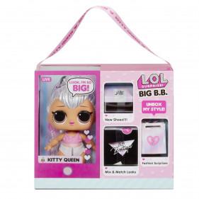 L.O.L. Surprise Big B.B.Doll- Kitty Queen