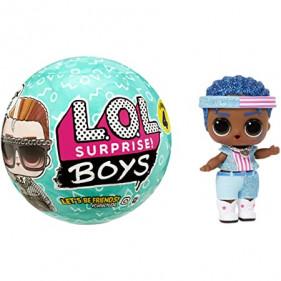 L.O.L. Surprise Boys Asst in PDQ Série 4