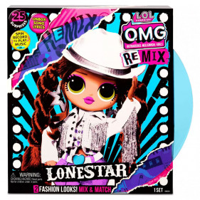 L.O.L. Surprise OMG Remix- Lonestar
