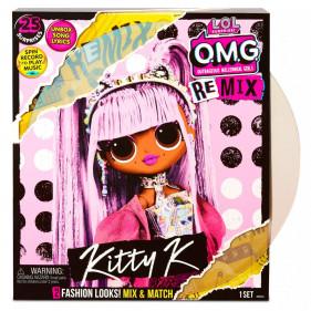 L.O.L. Surprise OMG Remix- Kitty K