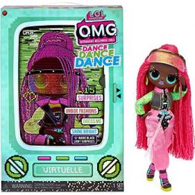 L.O.L. Surprise OMG Dance Doll- Virtuelle
