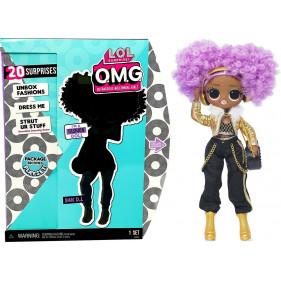 L.O.L. Surprise OMG 3.8 Doll- 24K DJ