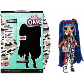 L.O.L. Surprise OMG 3.8 Doll- Downtown BB