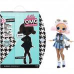 Jeux d'imagination pour enfants - L.O.L. Surprise OMG 3.8 Doll- Uptown Girl - Livraison rapide Tunisie