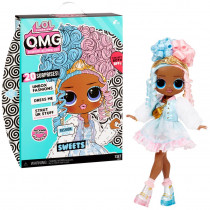 L.O.L. Surprise OMG Doll Series 4- Sweets