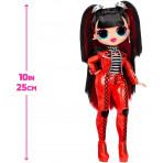 Jeux d'imagination pour enfants - L.O.L. Surprise OMG Doll Series 4- Spicy Babe - Livraison rapide Tunisie