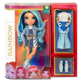 Rainbow High Fashion Doll- Skyler Bradshaw (Blue)