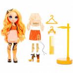 Jeux d'imagination pour enfants - Rainbow High Fashion Doll- Poppy Rowan (Orange) Série 1 - Livraison rapide Tunisie