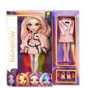 Jeux d'imagination pour enfants - Rainbow High Fashion Doll- Bella Parker (Pink) - Livraison rapide Tunisie