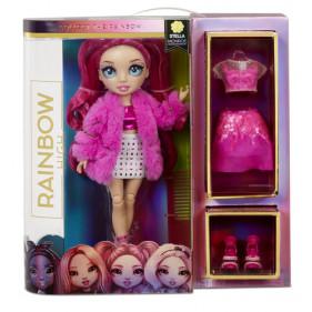 Rainbow High Fashion Doll- Stella Monroe (Fuschia)
