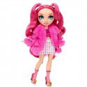 Jeux d'imagination pour enfants - Rainbow High Fashion Doll- Stella Monroe (Fuschia) - Livraison rapide Tunisie