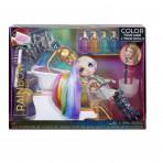 Jeux d'imagination pour enfants - Rainbow High Salon Playset - Livraison rapide Tunisie