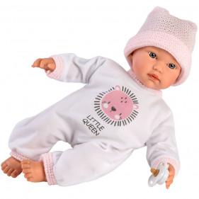 Poupée de 30 cm : Bébé qui pleure Cuquita