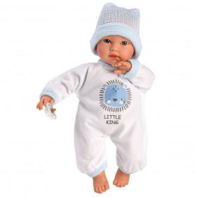 Poupée de 30 cm : Bébé qui pleure Cuquito