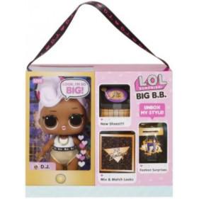 L.O.L. Surprise Big B.B.Doll- D.J.