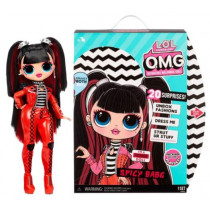L.O.L. Surprise OMG Doll Series 4- Spicy Babe
