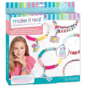 Bijoux: Summer Vibes Heishi Bead Bracelets