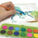 Loisirs créatifs pour enfants - DinosArt : Aquarelle magique DinosArt - Livraison rapide Tunisie