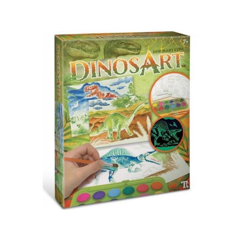 DinosArt : Aquarelle magique DinosArt