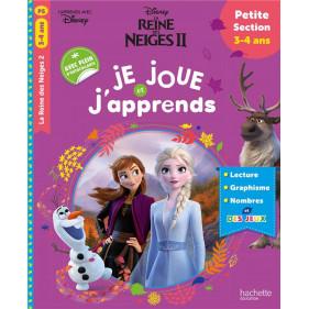 REINE NEIGES 2 - JE JOUE ET J APPRENDS PS