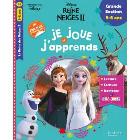 REINE NEIGES 2 - JE JOUE ET J APPRENDS GS