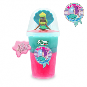 New Slimy Mermaid Collectible - 155 g - BR