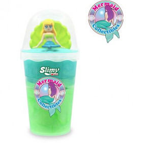 New Slimy Mermaid Collectible - 155 g - BV