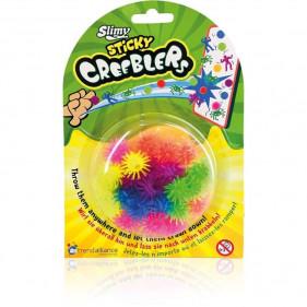Slimy Sticky Creeblers 18 pcs - modèle 1