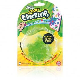 Slimy Sticky Creeblers 18 pcs - modèle 2