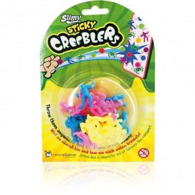 Slimy Sticky Creeblers 18 pcs - modèle 3