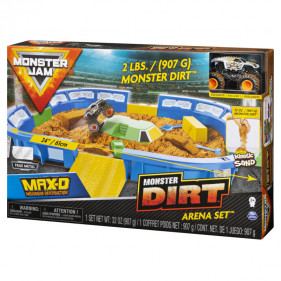 Monster Dirt Arena Playset