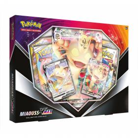 Pokemon  Coffret MiaoussVmax Janvier 2020