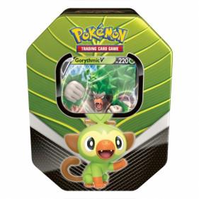 Pokébox : Pokémon Pokébox Gorythmic-V, Pyrobut-V, Lézargus-V 2020
