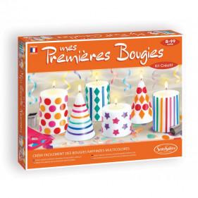 Bougies - MES PREMIÈRES BOUGIES