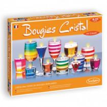 Bougies - Bougies Cristal