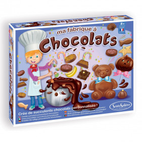 CUISINE - MA FABRIQUE A CHOCOLATS