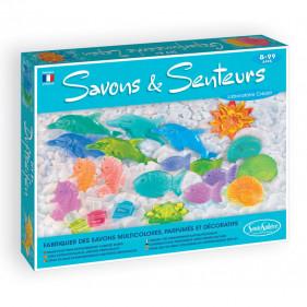 ATELIER SAVON - SAVONS & SENTEURS