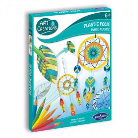 Art & Créations PLASTIC FOLIE - ATTRAPE REVES