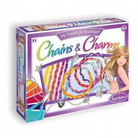 BIJOUX - CHAINS & CHARMS