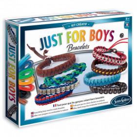 BIJOUX - BRACELETS JUST FOR BOYS