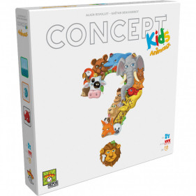Concept Kids : Animaux